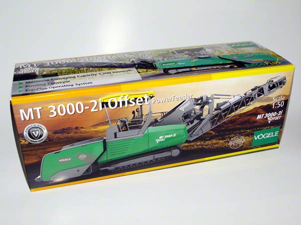 Vögele MT3000-2i Offset