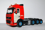 Volvo FH with Scheuerle modular trailer