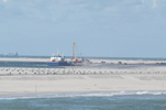 Land reclamation Maasvlakte 2